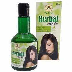Avens Herbal Hair Oil, Liquid, Packaging Size: 120 Ml