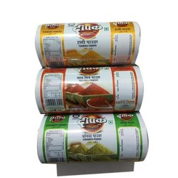 Spices Packaging Laminated Roll