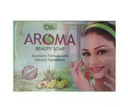 Aeroma Beauty Soap