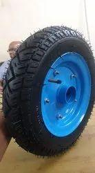 3.50.8 Pneumatic Rubber Tyre Wheel