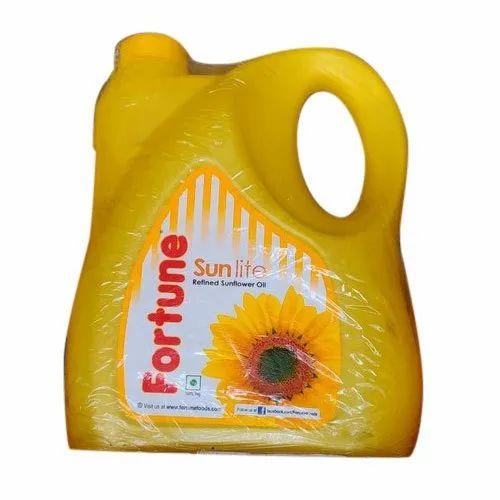 Liquid Vitamin A 5 Litre Fortune Sunlite Refined Sunflower ...