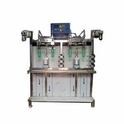 Semi-Automatic Pet Bottle Soda Filling Machine