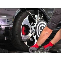 Car Wheel Balancing Service