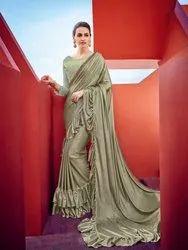 Pr Fashion Launched Beautiful Floral Designer Saree