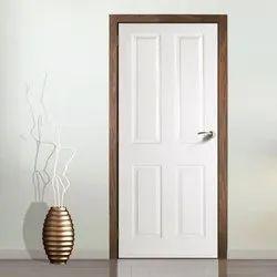 Polished FRP Door