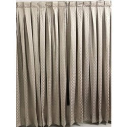 Plain Cotton Designer Window Curtain