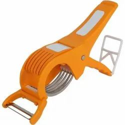 Vegetable Cutter And Peeler