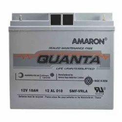 12V-18 AH SMF Battery Amaron