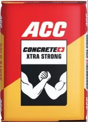 PPC (Pozzolana Portland Cement) ACC CONCRETE CEMENT, Packaging Type: Paper Sack Bag, Packaging Size: 50K.G