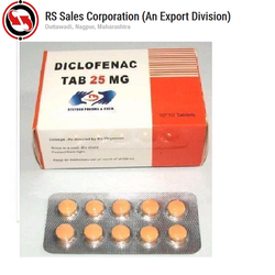 Diclofenac 25MG