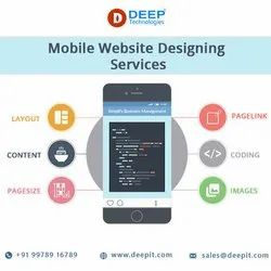 HTML5/CSS Mobile Website Designing Services