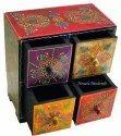 Wooden Jewellery Box
