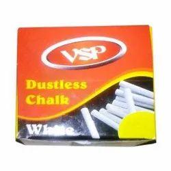 White VSP Dustless Chalk