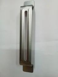 Standard U Shape U-BRACKET, Application Used: Starter Box Accessories, Size: 165mm