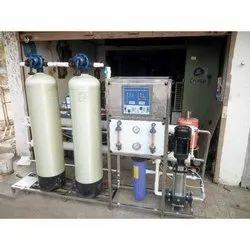Sarita 1000 LPH Semi Automatic RO Plant, RO Capacity: 500-1000 Liter/hour