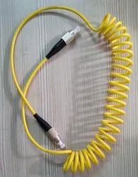 Fiber Patch Cord - Armoured Fiber Optic Patch Cord Manufacturer from