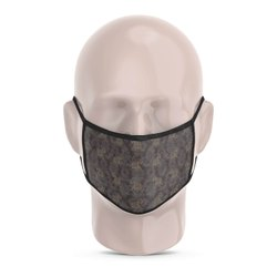 Elephant Themed Reusable Printed Face Mask