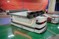 Roller Bed Automated Guided Vehicle