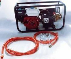 Power Sprayer 7.5 HP Petrol Engine With HTP