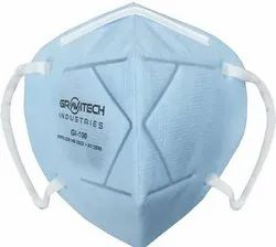 Disposable Gravitech FFP3 Mask, Number of Layers: 4