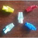 6mm PVC Cable Terminal Protector Boot