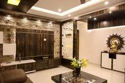 Fancy Living Room Interior