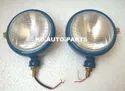 Tractor 12v Blue Headlights