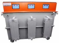 SM Voltsmart Three Phase Industrial Voltage Stablizer, Floor, for Industrial/Commercial