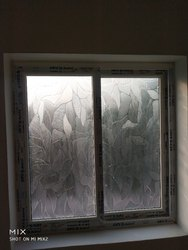 UPVC Windows with mesh