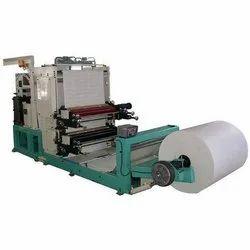 Printing Paper Die Punching Machine