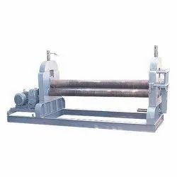 Plate Bending and Rolling Machine