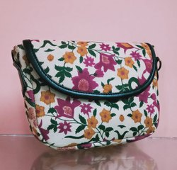 Fancy Printed Sling Bag