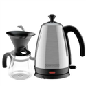 Black Plus Decker Gooseneck Kettle