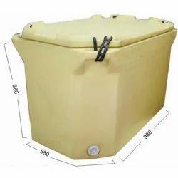 220 L Rubber Clamp Ice Box