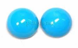 Turquoise Round Gemstone