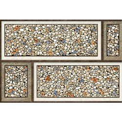 Digital Wall Tile, Packaging Type: Box, Size: 20 * 80 cm