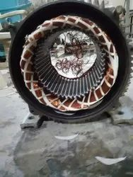 Three Phase Electric Motor Rewinding Service