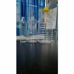 500ml-5 Ltr Transparent Phenyl PET Bottle