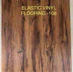 Elastic Vinyl PVC Flooring