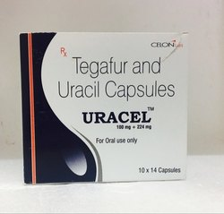 Uracel - Tegafur And Uracil Capsules