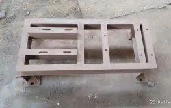 Metal Motor Base Frame, in Pan India