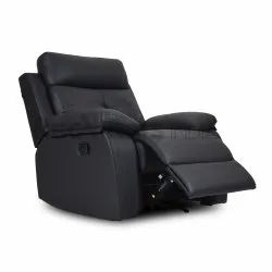 Recliner India Leather Ohio Single Seater for Commercial Use