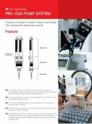 Thermally Conductive Gap Filler Dispenser