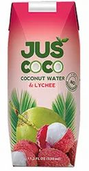 Pure Litchi Juice Mix With Coconut Drinks, Packaging Size: 330 mL