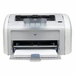LaserJet 1020 HP Laser Printer (original cartridge and cable and driver cd )