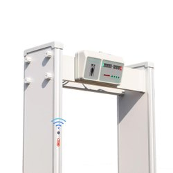 Door Frame Metal Detector 12 ZONE