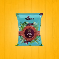 Auber Foods Red Chilli Flakes Seasoning 1Kg