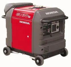 Silent Or Soundproof Honda Generator, Model Name/Number: EU30is, 3000 VA