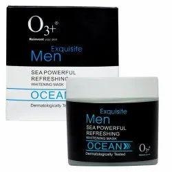 O3 Equisite Men Ocean Sea Powerful Refreshing Whitening Mask, 300ml