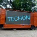 TECHON LED VAN/ TRUCK ADVERTISING SCREEN